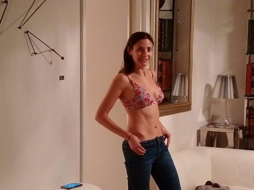 Here's the extreme diet regular people used to look like underwear models in 30 days