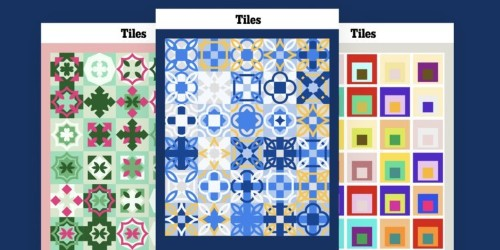 The New York Times launched Tiles, a free puzzle game with no words