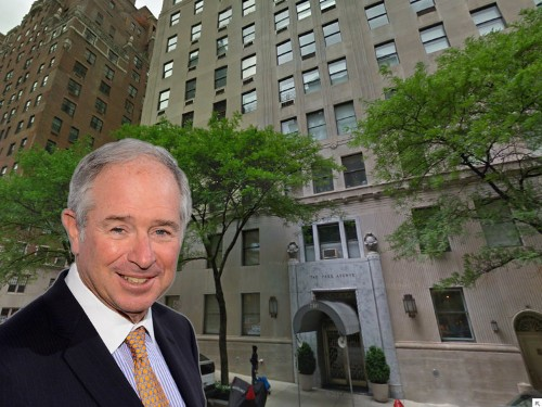 Meet the billionaires of 740 Park Avenue, one of New York's historic 'Towers of Power'