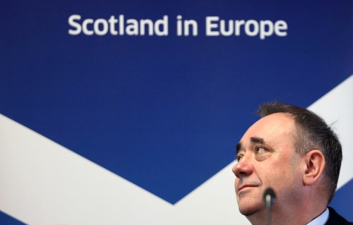 Scotland Could Be Banned From Europe For 5 Years If It Votes For Independence