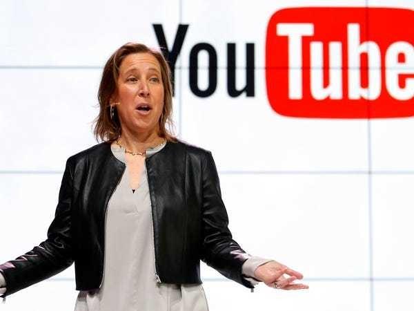 YouTube CEO Susan Wojcicki: life, career, net worth - Business Insider