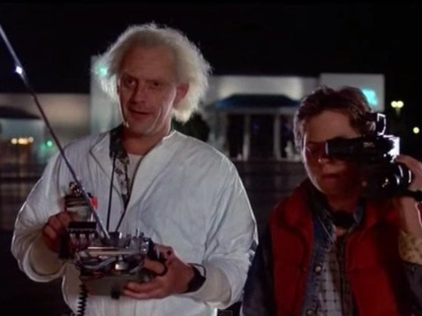 The simple reason 'Back To The Future's' screenwriter chose October 21, 2015 to be the day Marty McFly travels in time