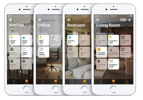 Apple is working with homebuilders to make smart houses from scratch