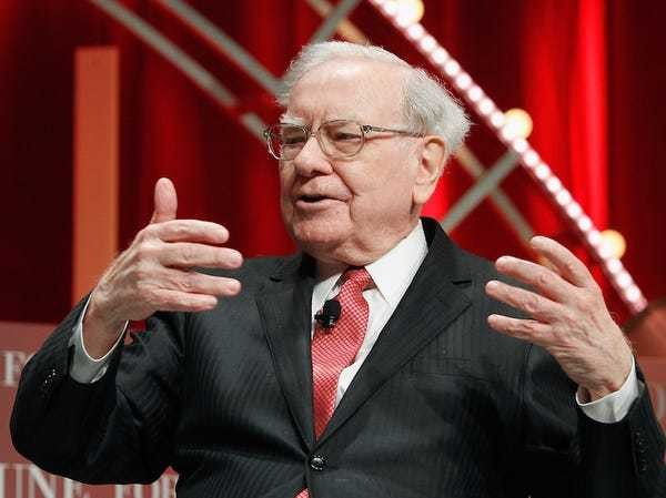 Warren Buffett brilliantly explains how bubbles are formed - Business Insider