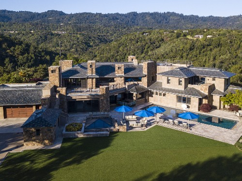 A $100 million mansion is the Bay Area's most expensive listing in a decade