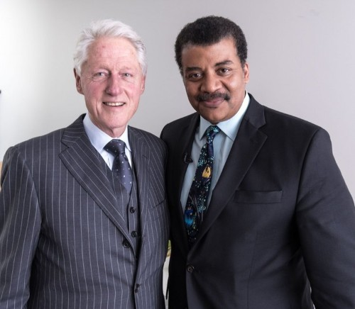 Neil deGrasse Tyson: Here's how Bill Clinton 'lost' our leadership in particle physics