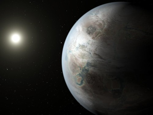 Scientists have found two planets outside our solar system that could host extra-terrestrial life