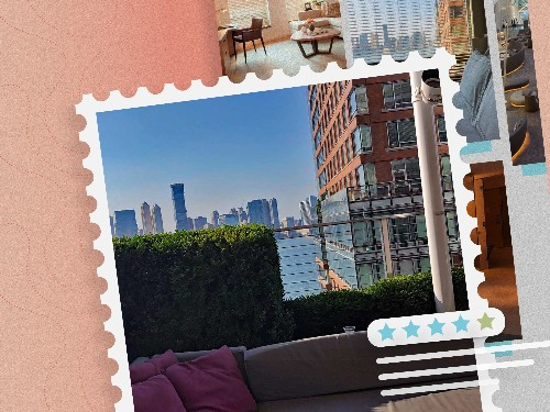 Conrad New York downtown: hotel review