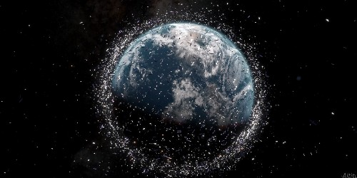 The amount of space junk around Earth has hit a critical point — and it could jeopardize our space missions
