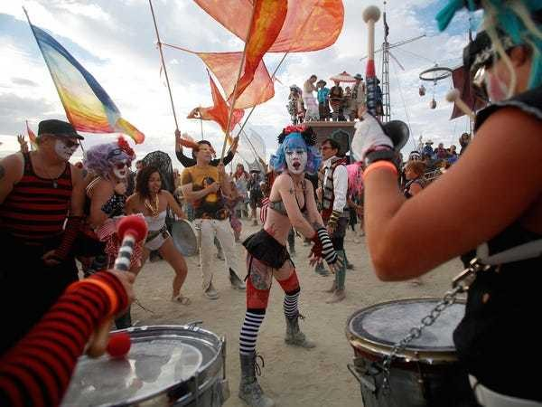 I'm an orthodox jew who went to Burning Man — here's what I learned