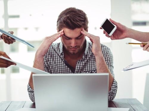 Brad Stulberg explains how to use stress to your advantage