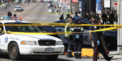 Toronto van attack suspect said he's an incel, 'radicalized' online