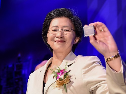 AMD's CEO was at Google's big streaming video-game unveiling, and it may hint big plans for the future (AMD, GOOG)