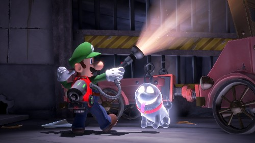 'Luigi's Mansion 3' is coming to the Nintendo Switch later this year - Business Insider