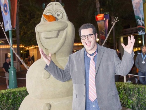 Actor Josh Gad made a measly amount for voicing a major character in Disney's billion-dollar 'Frozen'