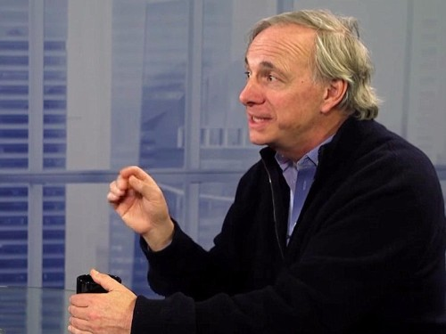 The head of the world's largest hedge fund explains the guiding principle to his success
