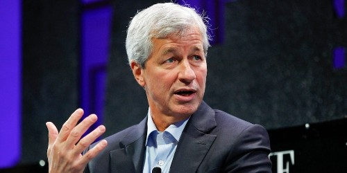 JPMorgan beats Wall Street's targets with record quarterly profits, but equities revenue slumped