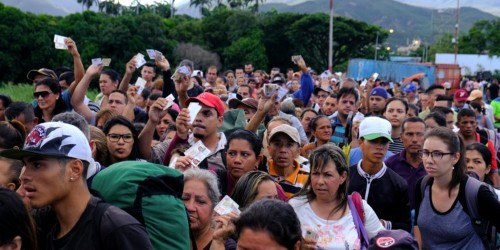 More than a million Venezuelans have fled to Colombia — here's how Colombia is handling the strain