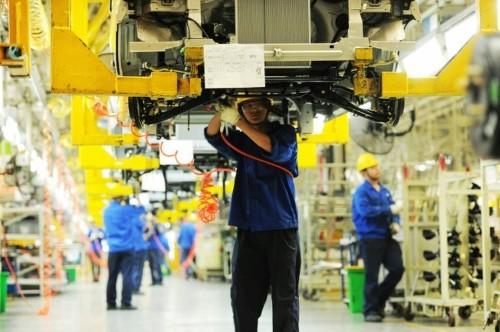 China manufacturing index slumps in August: govt