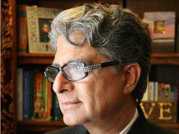 Deepak Chopra shares 4 ways to be mindful like the most successful people on earth - Business Insider
