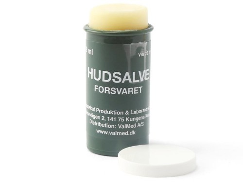 Swedish guys use this military-grade lip balm that can also be used to cook with, shine boots, and prevent frostbite