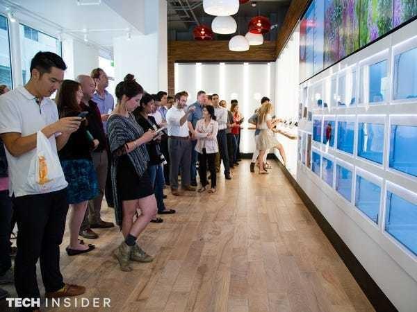 Why San Francisco's robot restaurants are failing: Eatsa, CafeX - Business Insider