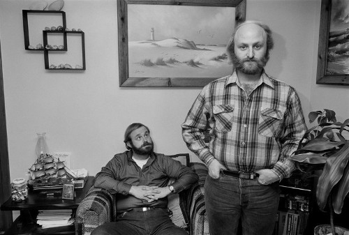 These intimate portraits of same-sex couples were taken nearly 30 years before gay marriage was legalized across the US