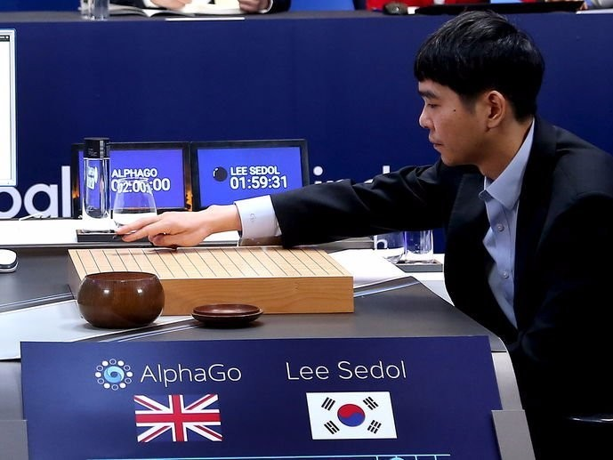 Humanity's best Go player finally beat Google's DeepMind computer for the first time