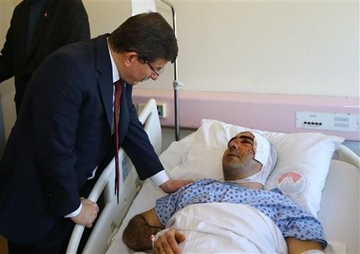 The Latest: Turkey airstrikes hits Kurdish positions in Iraq
