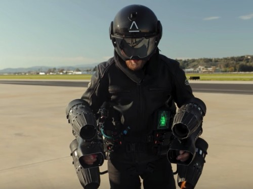 8 mind-blowing technologies that will soon make armies fight like Marvel superheroes