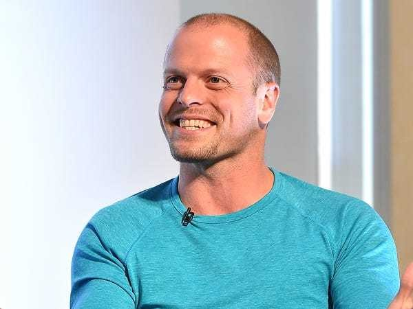 10 books '4-Hour Work Week' author Tim Ferriss thinks everyone should read - Business Insider