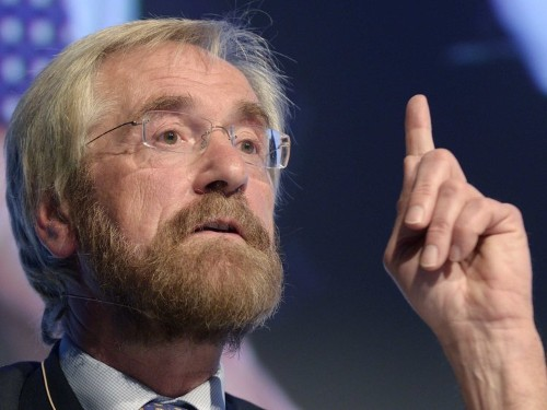 Europe's Chief Economist Says Deflation Is Coming
