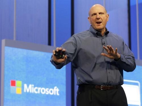 Microsoft's Consumer Windows Sales Fell 22% Last Quarter