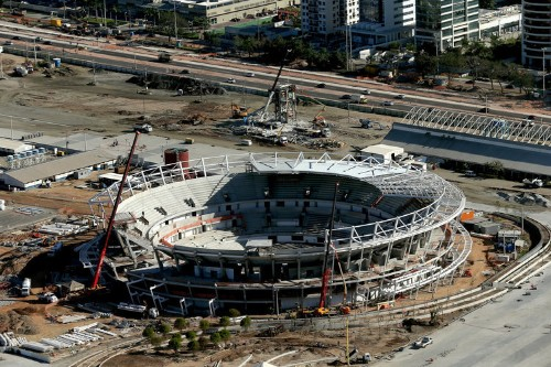 What Brazil's $10 billion Olympic venues look like one year before the games