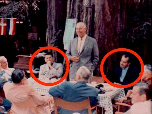 A shadowy and controversial secret club meets in the California woods every year — and at least 5 US presidents were members