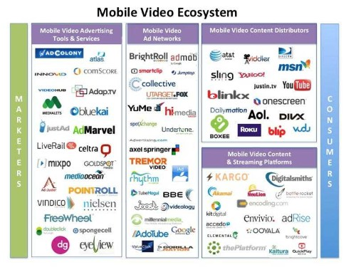 INFOGRAPHIC: Inside The Booming Mobile Video Ecosystem