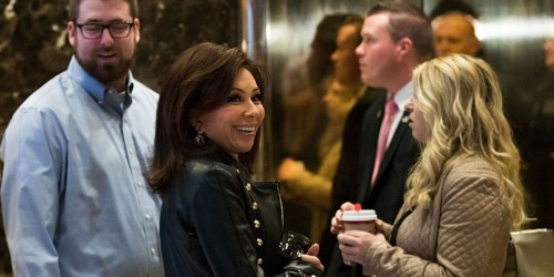 Trump favorite Jeanine Pirro claims Fox News wants to fire her