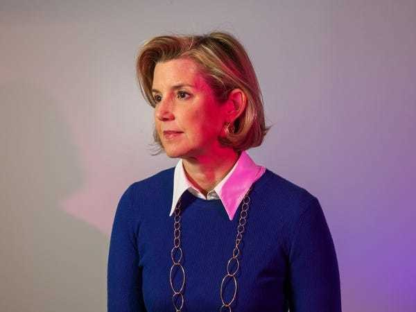 Former Wall Street CEO Sallie Krawcheck on 'toxic masculine' culture - Business Insider
