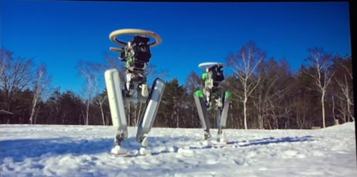 Google's new robot is the craziest one we've seen yet