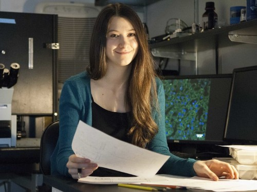 18-Year-Old Cancer Survivor Helped Research Her Own Rare Disease, Is Now Heading To Harvard