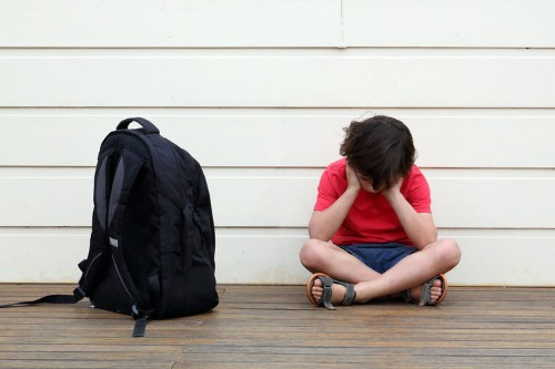 Science shows the way schools punish poor kids just makes their bad situations worse