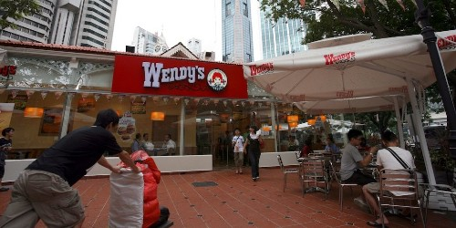 Wendy's nosedives after slashing its profit outlook amid plans to expand its breakfast line nationwide (WEN)