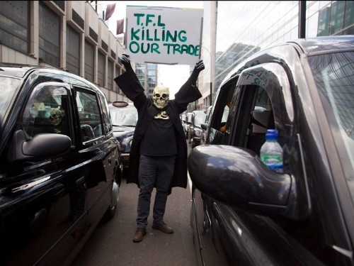 Uber's enemies have hired a huge law firm to get it banned in London — here are its 5 arguments
