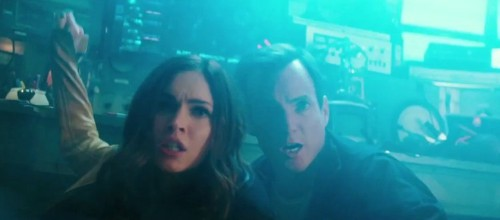 The First Trailer For The 'Teenage Mutant Ninja Turtles' Reboot Featuring Megan Fox