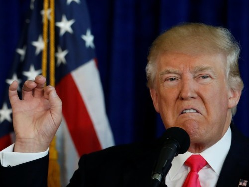 A major Trump economic policy is happening right before our eyes — and it's a disaster