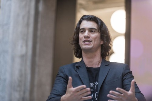 WeWork has a $6 billion incentive to complete its IPO this year