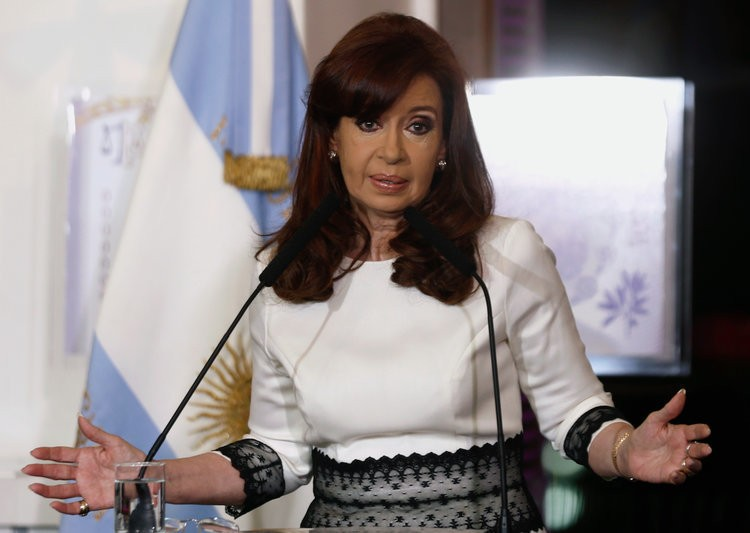 Argentina - cover