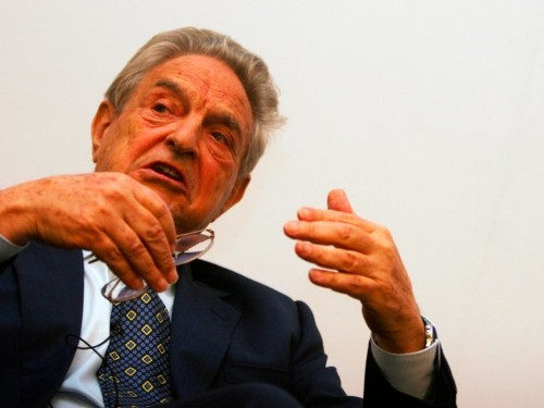 SOROS WARNS: A vote for Brexit would trigger a crash worse than Black Wednesday