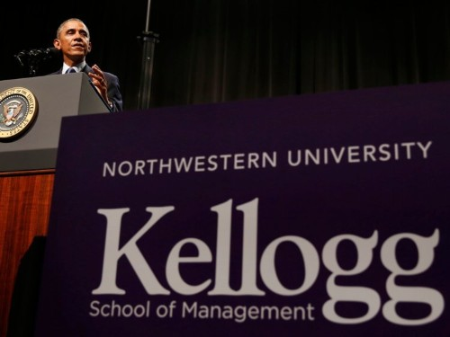 How to get into Kellogg School of Management's MBA programs