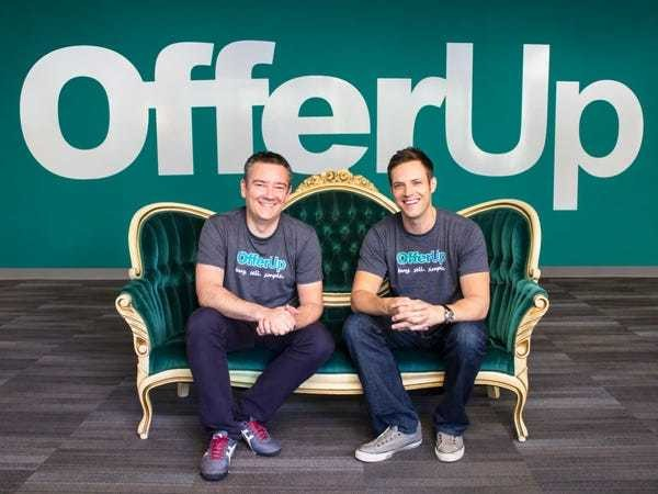 What is OfferUp - Business Insider